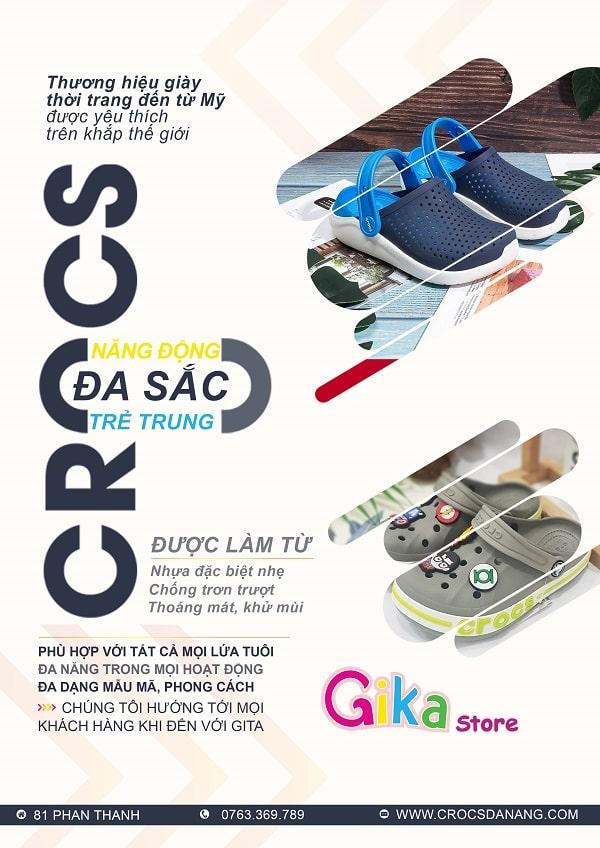Shop giày Crocs Đà Nẵng