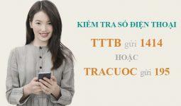Cách kiểm tra số điện thoại Viettel