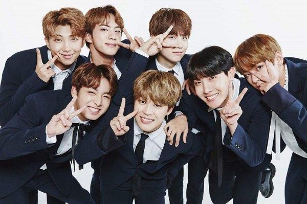 Thông tin tiểu sử nhóm nhạc BTS