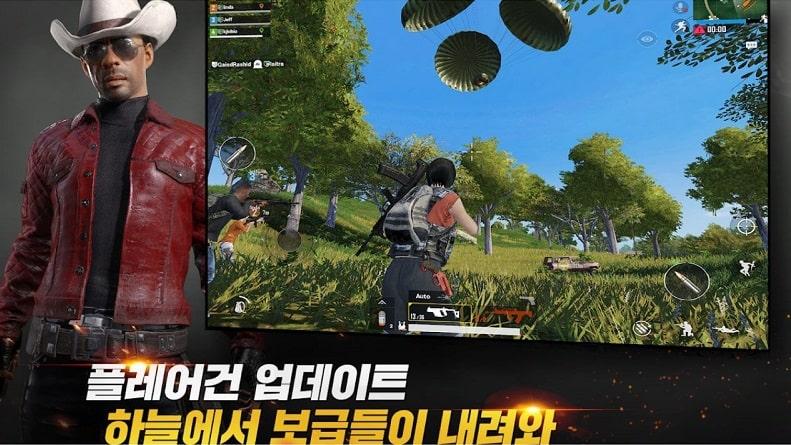 Tải PUBG Mobile Hàn Quốc